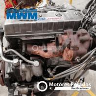 Motor Mwm 4.07 Mecanico - Vendemos Repuestos De Motor