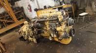 Motor Scania 310 Turbo