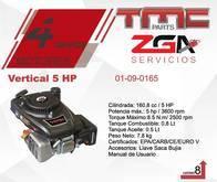 Motor Vertical Tmc 5 Hp