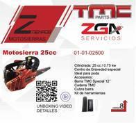 Motosierra Tmc 25Cc