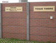 Muro Tapial Premoldeados Areco