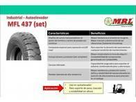 Neumático 6.50-10 Para Autoelevadores