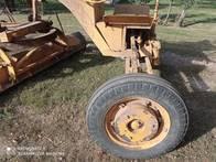 Niveladora Con Hoja De 3Mt Mando Hidraulico