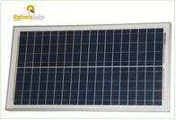 Panel Solar Fotovoltaico Rfs - 30W Policristalino