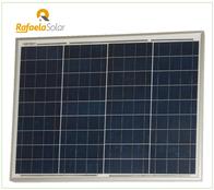 Panel Solar Fotovoltaico Rfs - 50W Policristalino