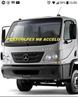 Paragolpe Original Mercedes Benz Accelo