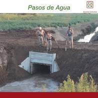 Paso De Agua 8 Mts - Alcantarillas Rectang 1,20 X 0,80