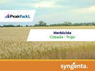 Herbicida Peak  ® Pack L - Syngenta
