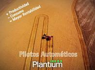 Piloto Plantium Para Cosecha Con Giro En Cabecera
