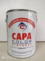 Pintura Capa Color Antióxido Al Cromato De Zinc