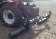 Pisa Rastrojo Para Tractores