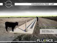 Comederos Fluence Para Feedlot