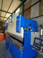 Plegadora Hidraulic Plate Bending Machine De 160 Toneladas 4 M De Largo