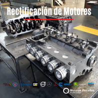 Rectificación De Motores - Armado Y Colocado De Motores