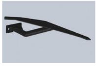 Repuesto Para Cabezal Blade Punta Izquierda