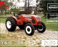 Repuestos Para Tractores Universal T Y M Grossi