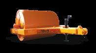 Rodillo Compactador Liso Tbeh Ral 2000