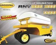 Rodillo Neumático Grosspal Rnv 13000