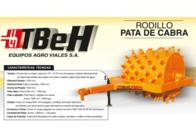 Rodillo Tbeh Pata De Cabra