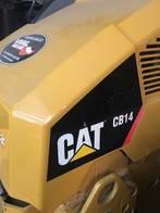 Rodillo Vibro Compactador Doble Liso Cat