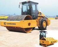 Rodillo Vibro Compactador Liugong Cl614 Nuevo 14T