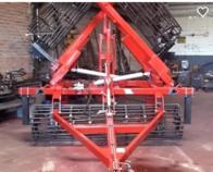 Rolo Hidraulico Ing.lg 5.50 Mts. Ancho De Trabajo