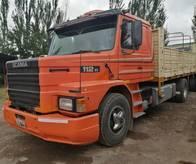 Scania 112 Con Carrocería