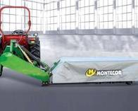 Segadora Montecor 3P Dm 6 2.42 Mts Ancho De Labor