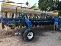 Sembradora Agroindustrial Siembra Directa Multisiembra
