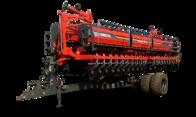 Sembradora Autotrailer Gimetal Ti C/fertilización Doble
