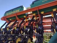Sembradora Dumaire - Autotrailer 18/525Mm. Neumatica