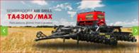 Sembradora Indecar Guerrera Air Drill Ta4300/max