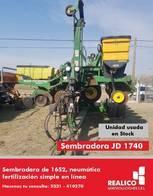 Sembradora De Grano Grueso Jd 16/52 1740