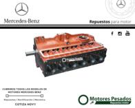 Semiarmado Mercedes Benz 1114 - Om 352