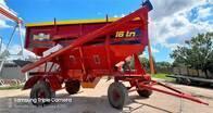 Semillas Y Fertilizantes Metalpaz De 16 Tn