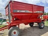 Semilleras / Cerealeras Ac 14000 Disponible