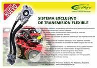 Sistema De Transmisión Flexible