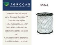 Soga Cabo Agrocan de Polipropileno Especial 4 mm 300 Mts