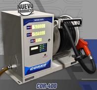 Surtidor Digital 12 Volts. Para Gasoil / Con Enrollador