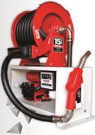 Surtidor Mecánico 12 Y 220 Volts. Gas Oil / Enrollador