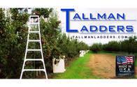Escaleras Tallman de Aluminio - Agro Roca