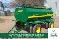 Tanque De Combustible 3000Lts. Agricola Ambroggio