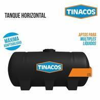Tanque Horizontal Tinacos 1100L