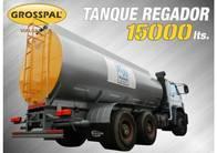 Tanque Regador Grosspal De 15000 Lts