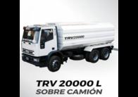 Tanque Regador Grosspal Trv 20000 Sobre Camión