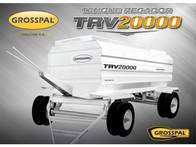 Tanque Regador Grosspal Trv 20000