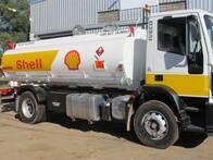 Tanque Transportador De Combustible Ferioli