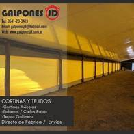 Tejido Gallinero Y Cortinas