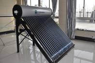 Termotanque Solar Acero Inoxidable 200Lts E-Cologica