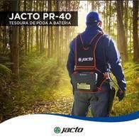 Tijera De Poda A Batería Pr-40